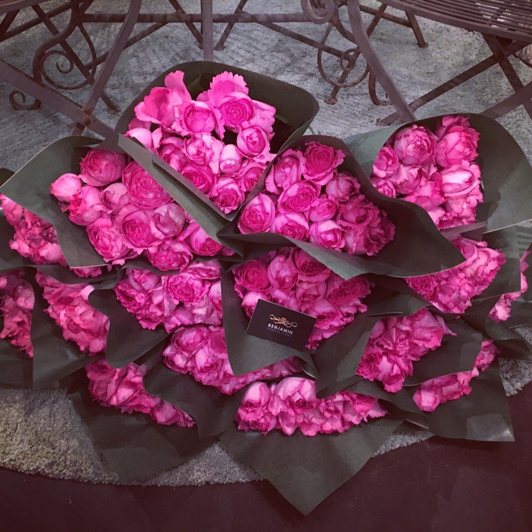 Bouquet de la Saint-Valentin - Benjamin Créateur Floral