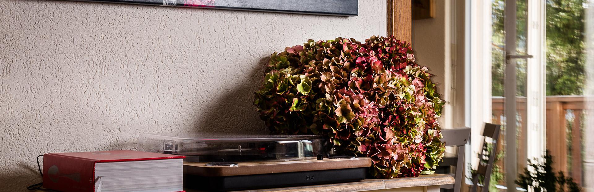 Composition hivernale par Benjamin Créateur floral